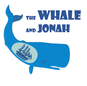 Whale and Jonah pic